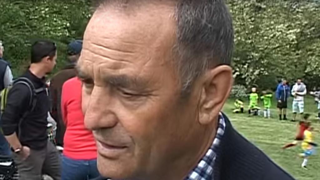 Posovszki Márton, a Solymári Vállalkozók Egyesületének elnöke